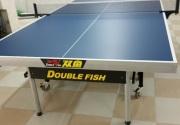 Phân biệt bàn bóng bàn Double Fish thật – giả