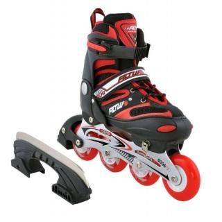 Giầy trượt patin- trượt băng Filtwo 8508 đỏ