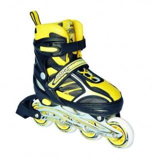 Giầy trượt patin 9012 vàng
