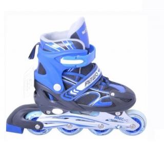 Giầy trượt patin một hàng bánh Filtwo 1301 Xanh