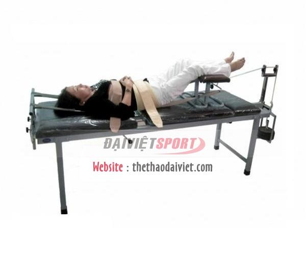 Giường kéo dãn cột sống lưng kéo ĐV-03 cổ