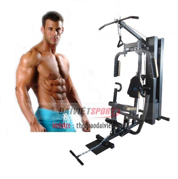 Thể thao Đại Việt chuyên cung cấp Dàn tập tạ đa năn(Home Gym) MHG-3001C chính hãng, giá rẻ
