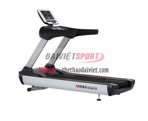 Máy chạy bộ điện MBH Fitness S700