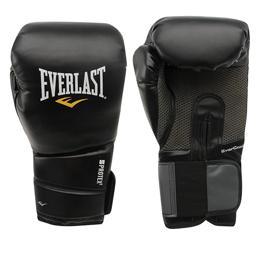Găng tay tập boxing Muay Thai Everlast Protex 2