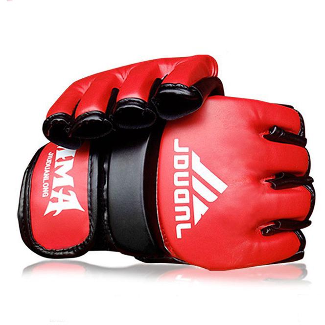 Găng đấm Muay Thai MMA JDUANL
