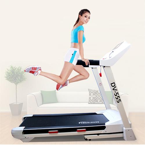 máy chạy bộ điện cao cấp tech fitness