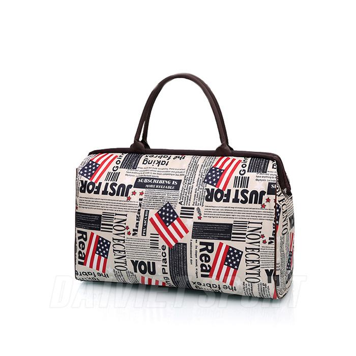 Túi xách du lịch thể thao họa tiết