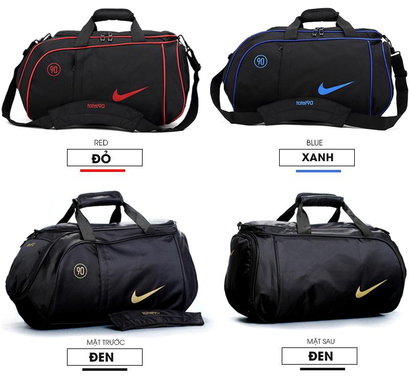 Túi đựng đồ thể thao du lịch Total 90