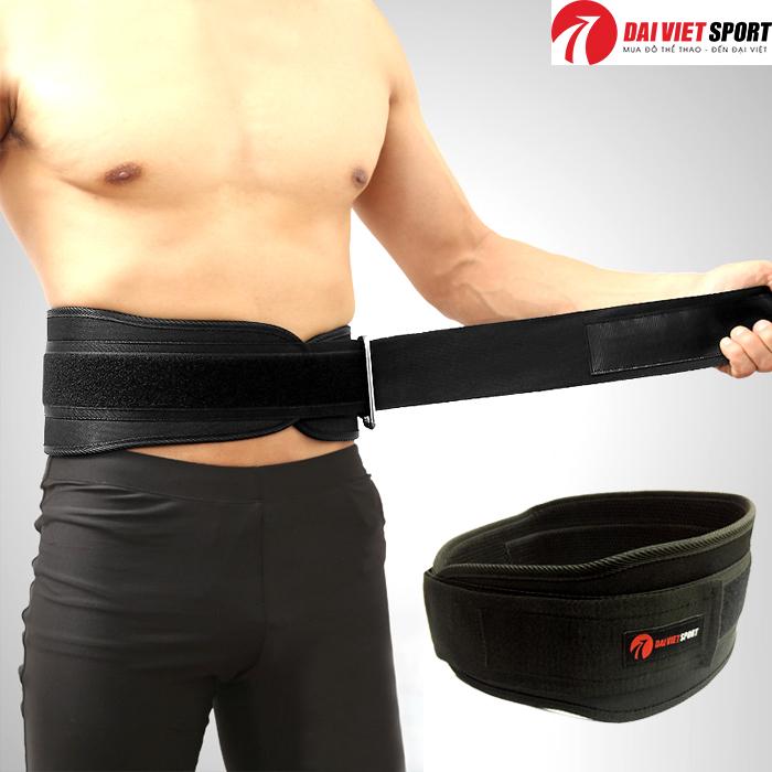 Đai lưng mềm tập gym Đại Việt DL013