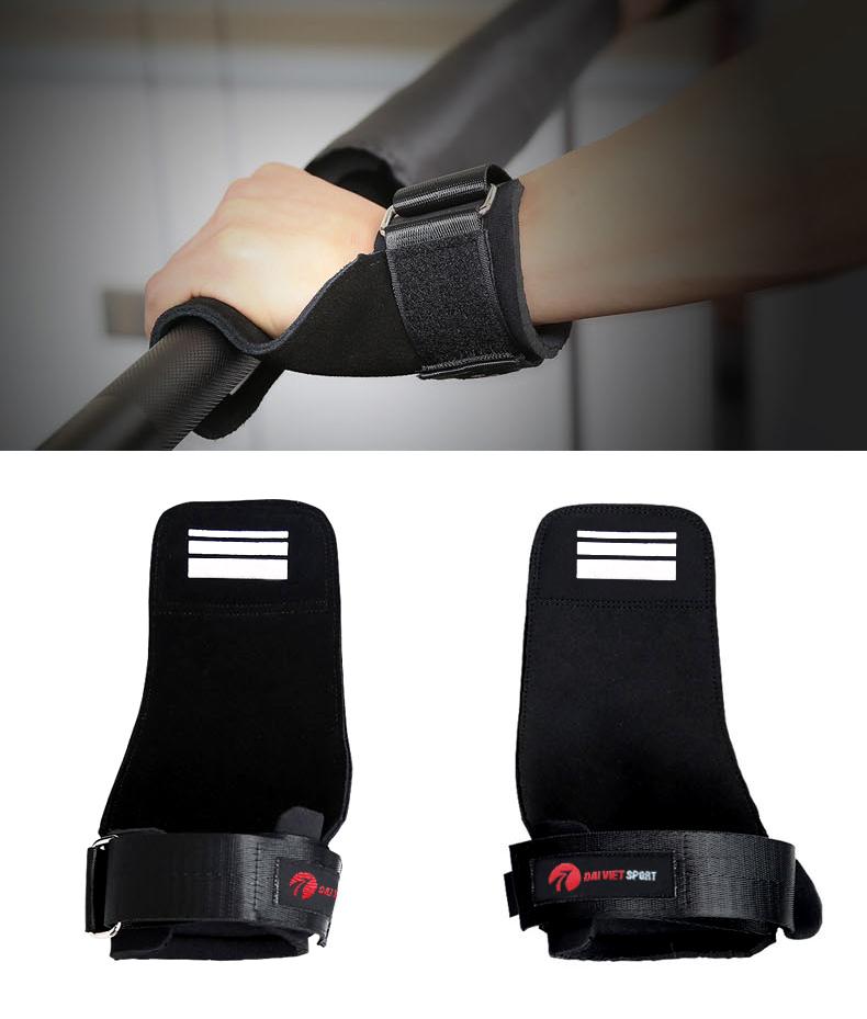 Đệm tay kết hợp quấn bảo vệ cổ tay Đại Việt GT005