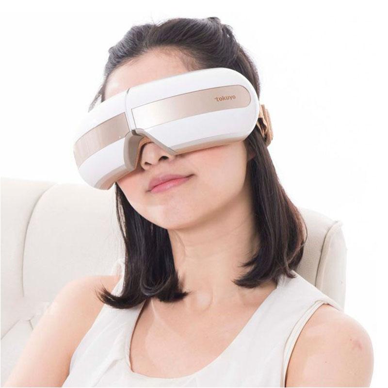 Máy massage mắt cao cấp Tokuyo TS-181