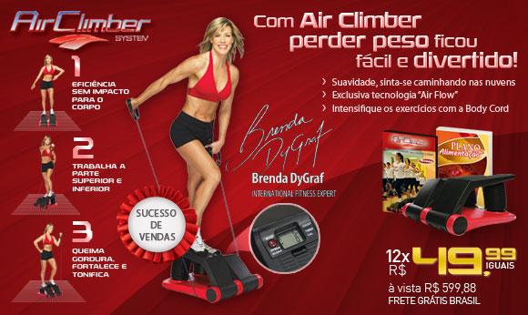 Máy tập thể dục đi bộ Airclimber có những điểm mạnh gì