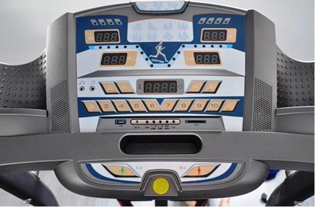 Thể thao Đại Việt chuyên cung cấp Máy chạy bộ điện đa năng MHT-1910S-5 chính hãng, giá rẻ