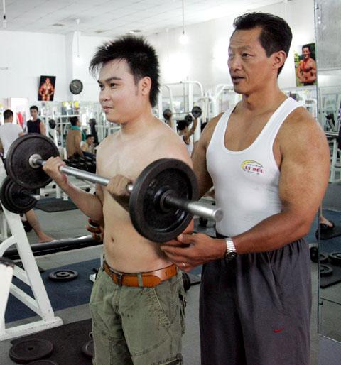 11 dạng người trong phòng tập gym