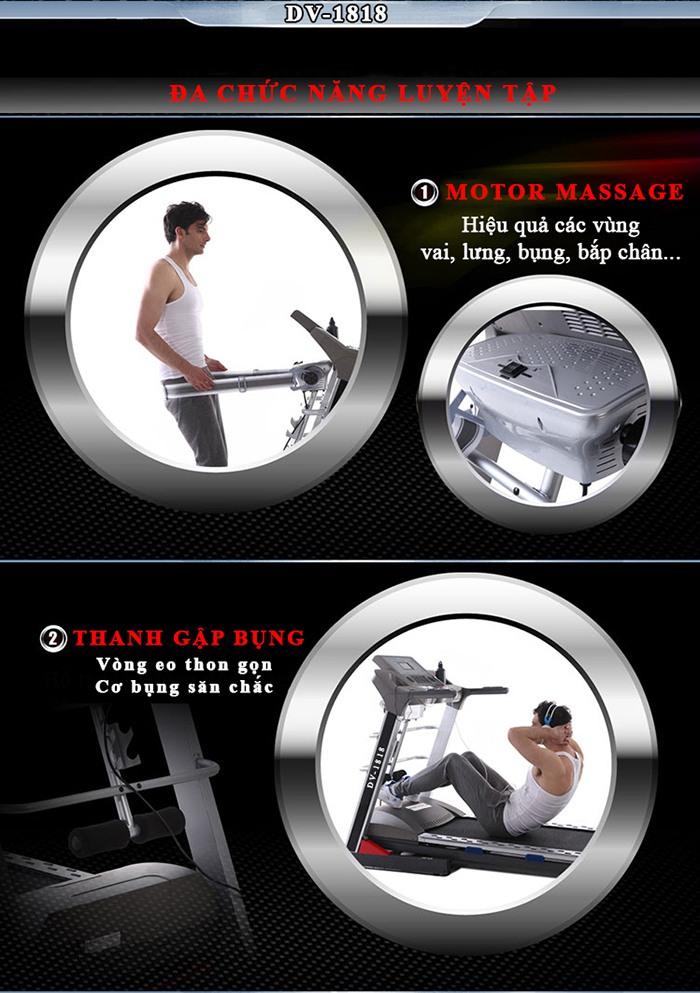 3 loại máy chạy bộ giúp giảm cân hiệu quả2