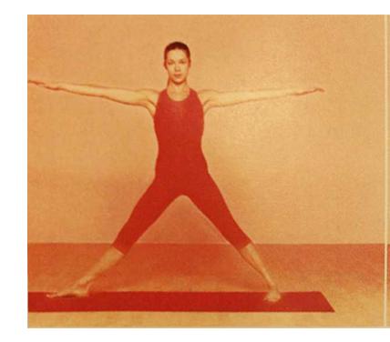 4 động tác cơ bản trong yoga
