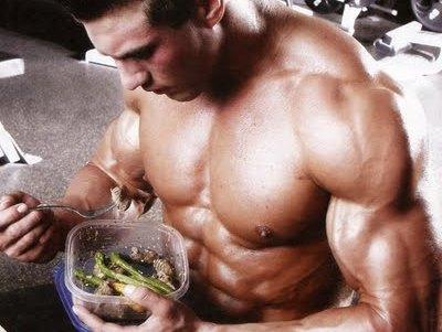 ăn sau khi tập