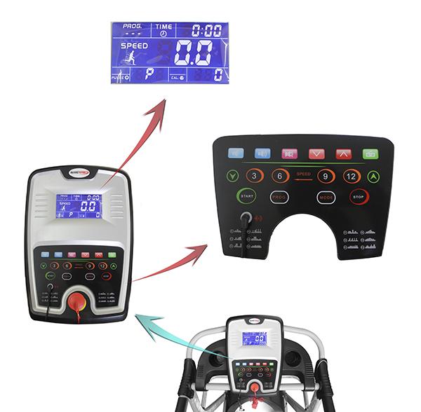 Bảng điều khiển máy chạy bộ DV-1351