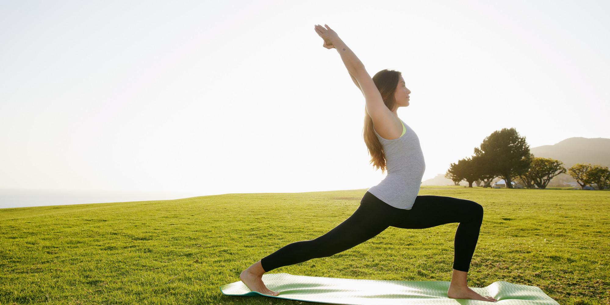 Bí quyêt giảm cân với Yoga ( Phần 1 )