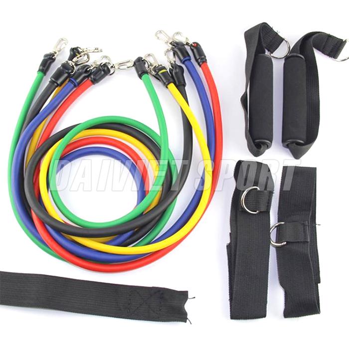bộ dây đàn hồi resistant band