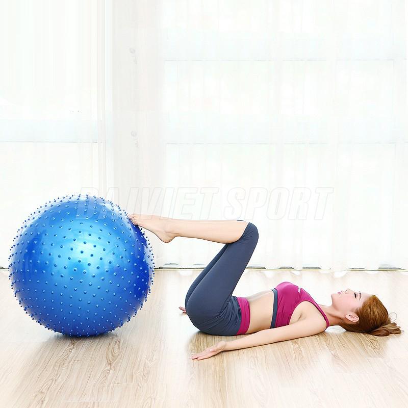 Bóng tập Yoga gai 65cm TLM