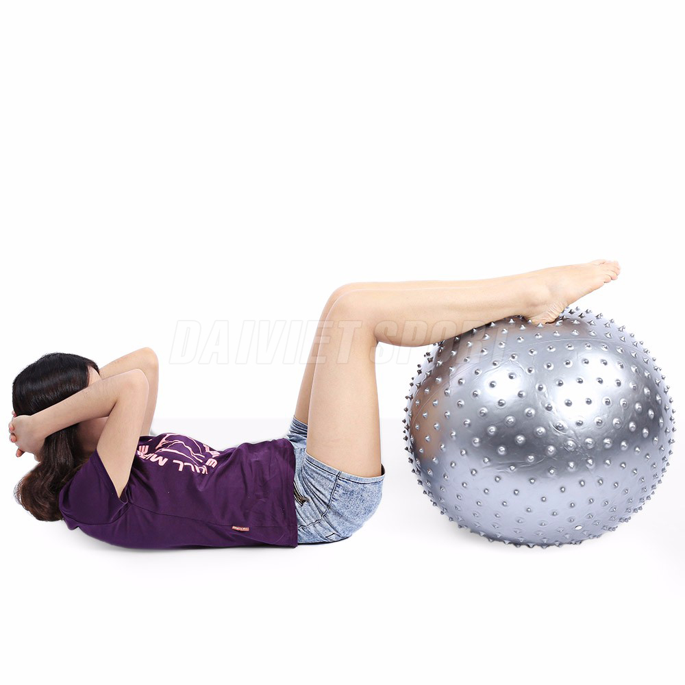 Bóng tập yoga gai 75cm TLM