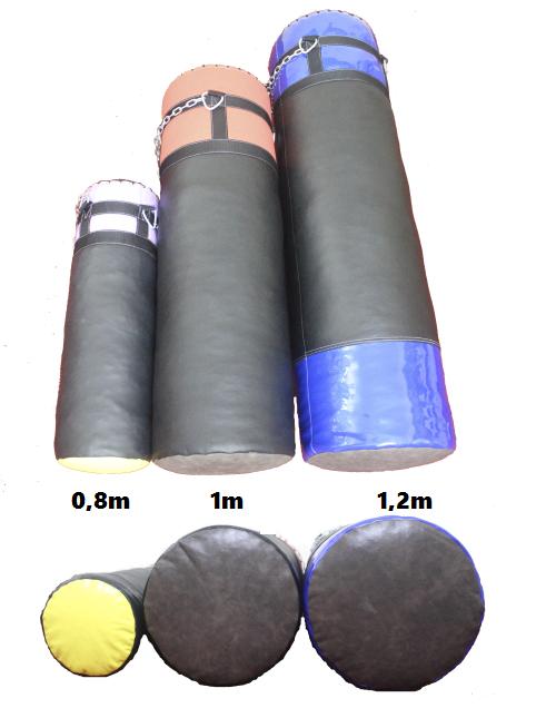 Các loại kích thước bao đấm tại Daiviet Sport