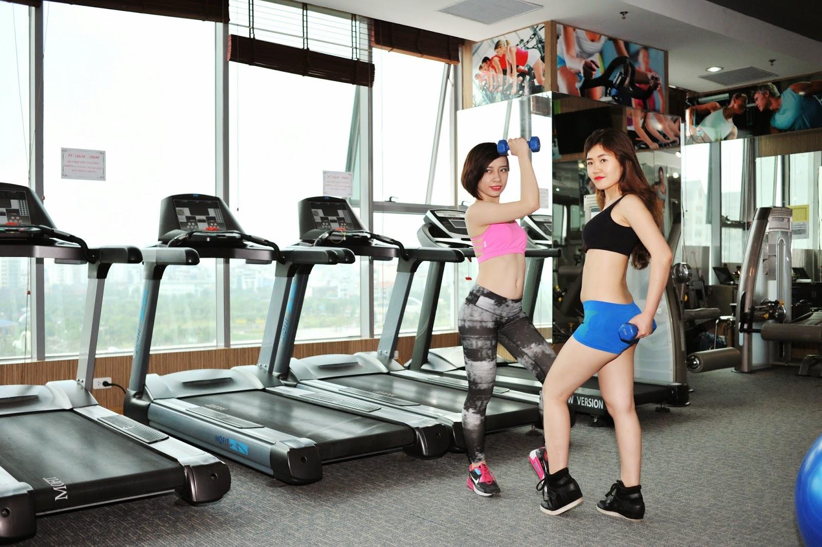 các lợi ích của việc tập thể dục1