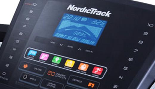 Thể thao Đại Việt chuyên cung cấp Máy chạy bộ Nordictrack T 5.7 chính hãng, giá rẻ