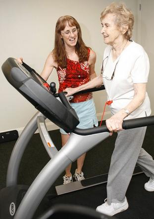 chạy bộ cho người già
