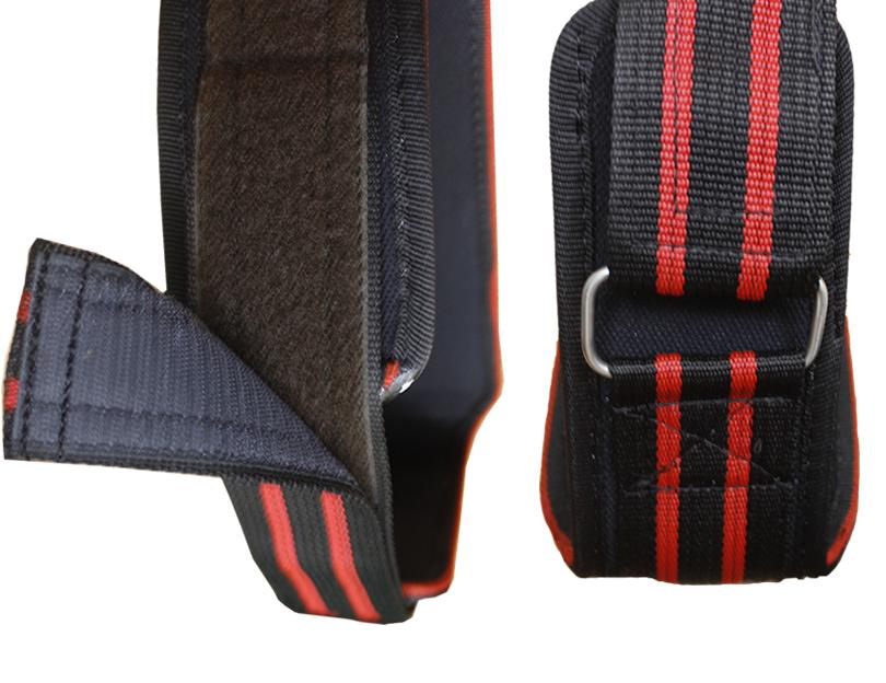 Chi tiết đai lưng cứng hỗ trợ gánh tạ