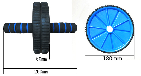 Con lăn tập bụng Ab Wheel