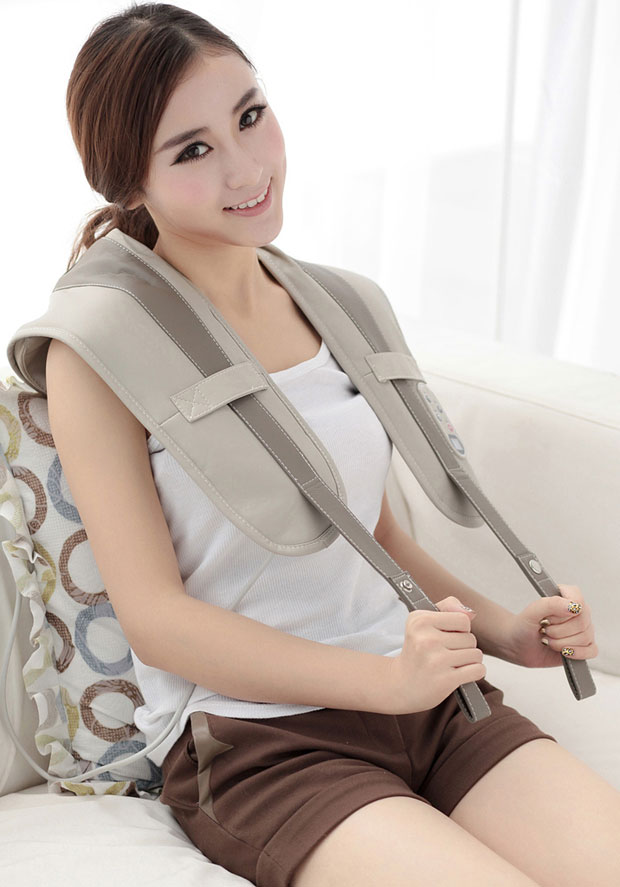 Đai massage vai, gáy Shoulder Massager