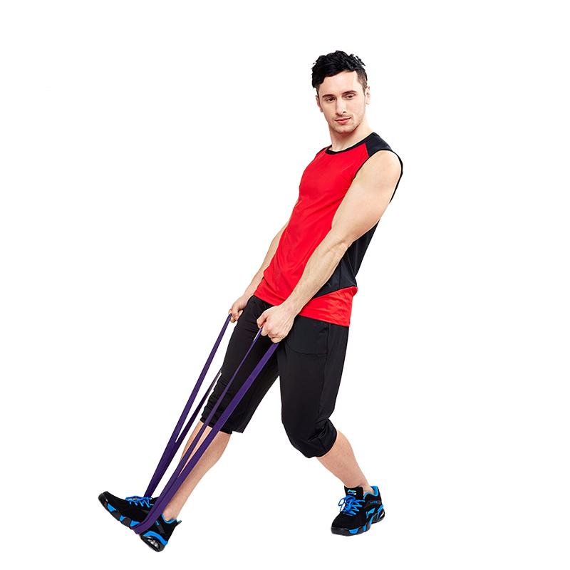 Dây đàn hồi tập mông chân 35-85LB