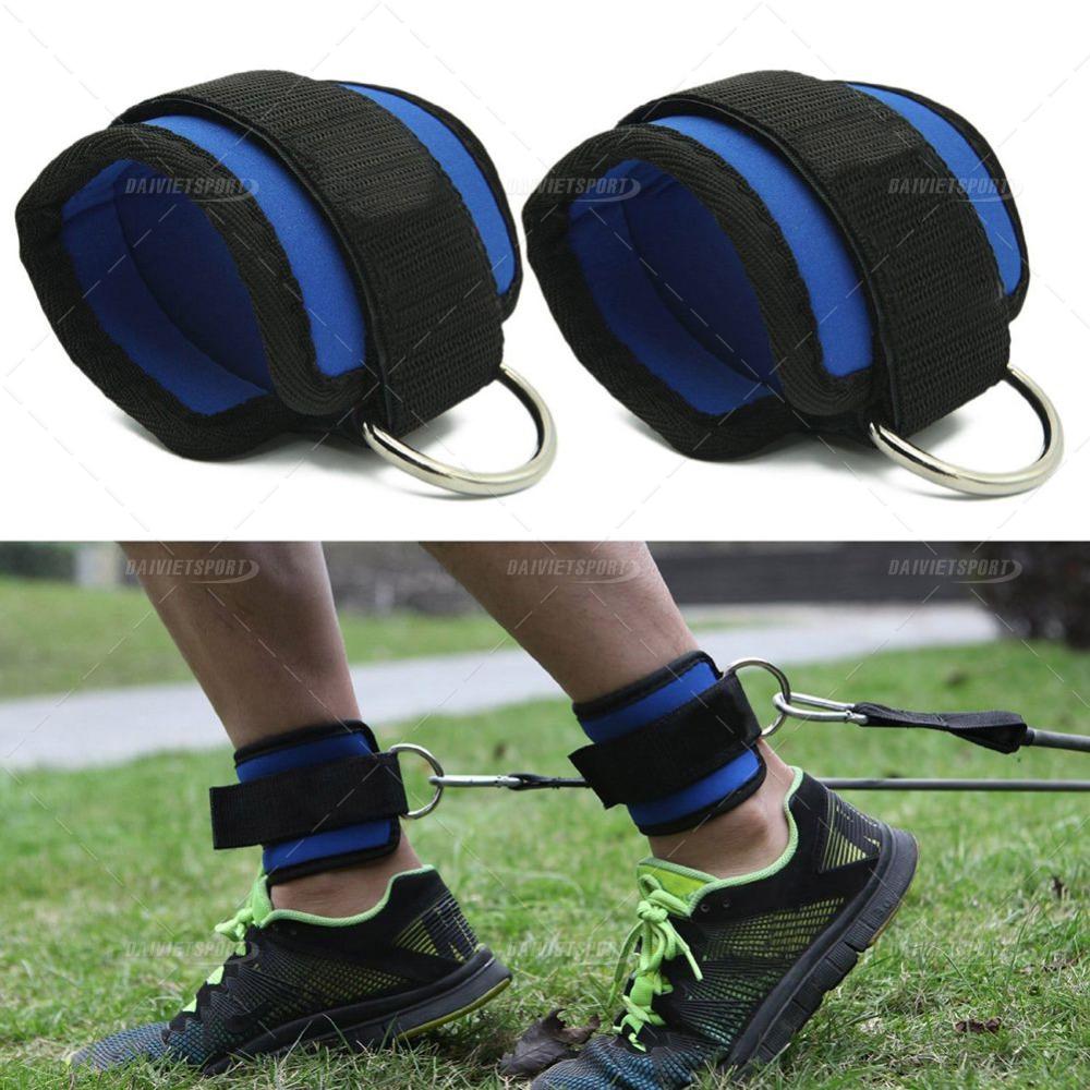dây quấn hỗ trợ tập mông chân