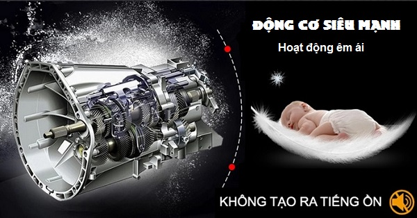 động cơ máy chạy bộ điện Đại Việt DV-1338S