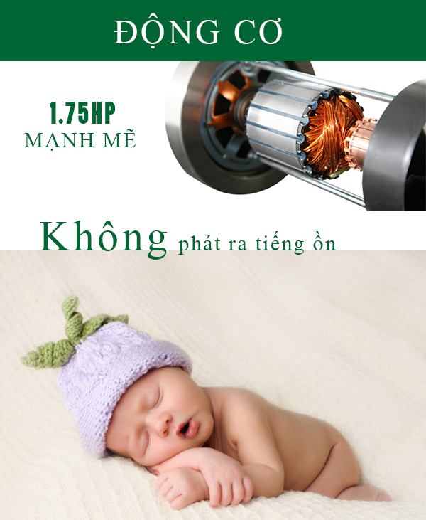 động cơ máy chạy bộ điện Đại Việt DV-1351