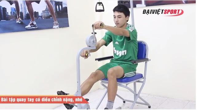 Thể thao Đại Việt chuyên cung cấp Dụng cụ tập phục hồi tay chân chính hãng, giá rẻ