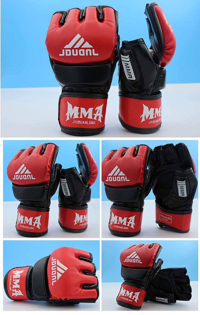 Găng_dam_ Muay Thai MMA JDUANL