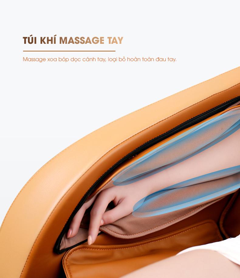 he thong massage tui khi dau vai