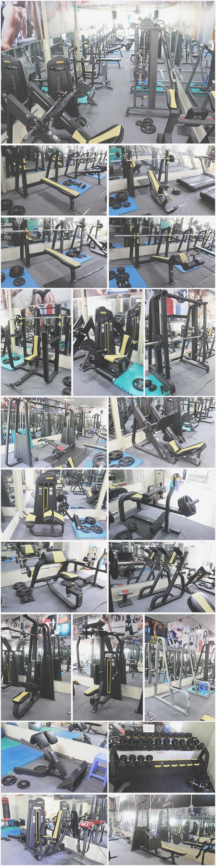 hình ảnh dụng cụ phòng tập gym đại việt sporrt