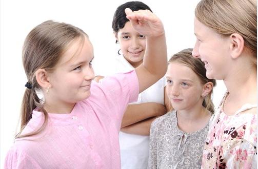 hướng dẫn tăng chiều cao cho bé gái