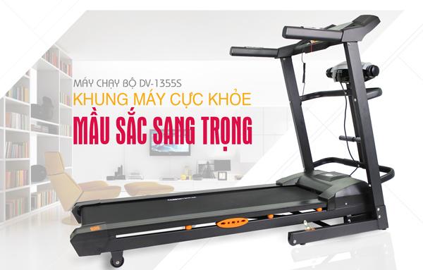khung máy chạy bộ Đại Việt DV-1355S
