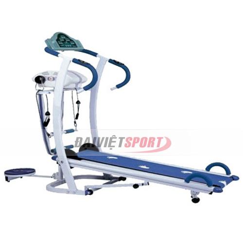 Thể thao Đại Việt chuyên cung cấp Máy tập chạy bộ cơ 6 chức năng KL 9919 chính hãng, giá rẻ
