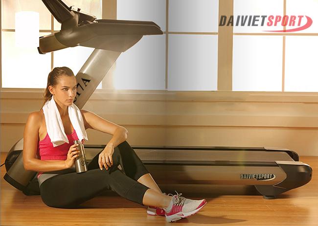 máy chạy bộ điện Đại Việt DV-5517A phòng gym