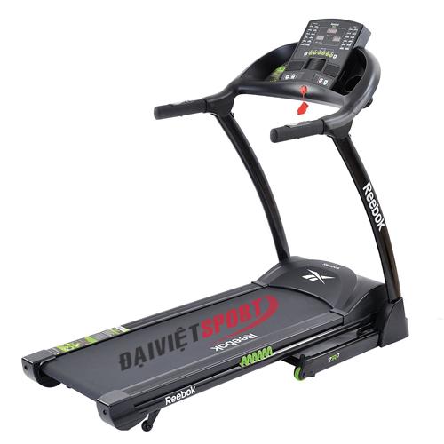 Thể thao ĐạiViệt chuyên cung cấp Máy chạy bộ điện Reebok ZR7 chính hãng, giá rẻ