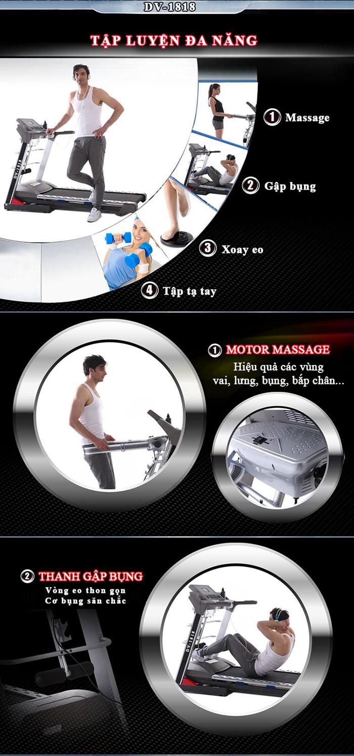 máy chạy bộ tại nhà giúp bạn tiết kiệm được những gì1