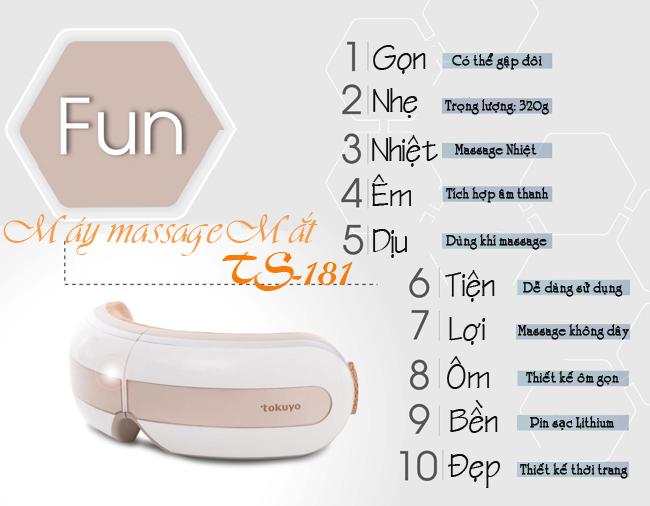 may massage mat TS-181
