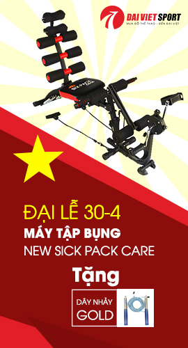 may tap bung new sĩ pack care