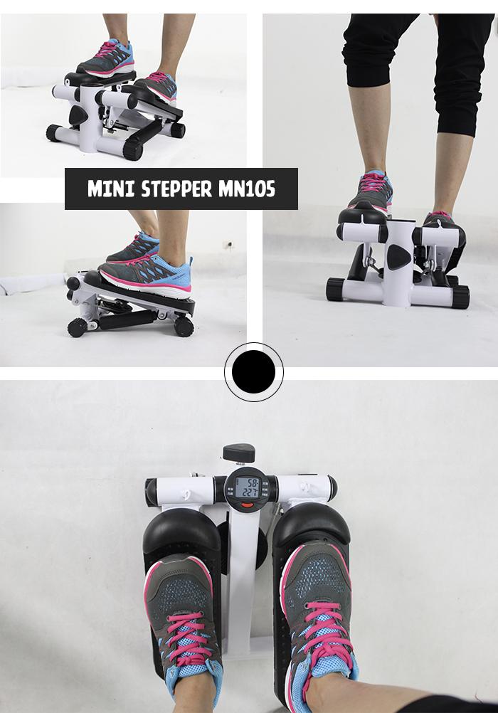 Máy tập đi bộ mini Stepper MN105